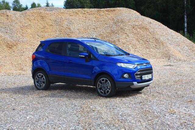 test ford ecosport 1 0 ecoboost 125 bil og motorbloggen. Black Bedroom Furniture Sets. Home Design Ideas