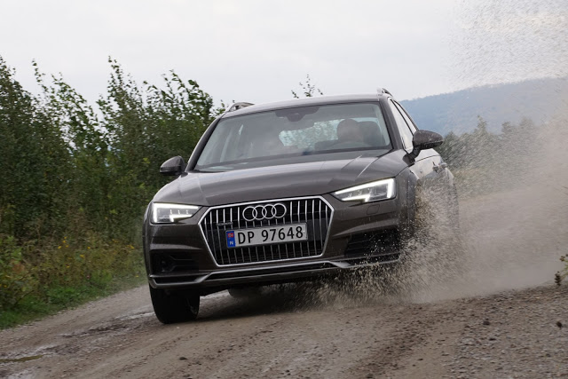 test audi a4 allroad bil og motorbloggen. Black Bedroom Furniture Sets. Home Design Ideas
